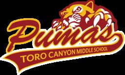Toro Canyon Middle School get to know us.